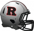 Rutgers Scarlet Knights 2012-Pres Helmet decal sticker