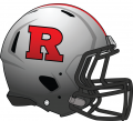 Rutgers Scarlet Knights 2012-Pres Helmet 01 decal sticker