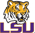 LSU Tigers 2007-2013 Primary Logo decal sticker