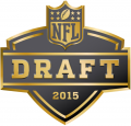 NFL Draft 2015 Logo decal sticker