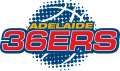 Adelaide 36er 2001 02-2012 13 Primary Logo decal sticker