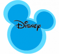 Disney Logo 17 iron on sticker