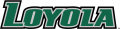 Loyola-Maryland Greyhounds 2011-Pres Wordmark Logo 02 iron on sticker