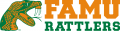 Florida A&M Rattlers 2013-Pres Alternate Logo 01 decal sticker