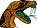 Florida A&M Rattlers 2013-Pres Primary Logo decal sticker