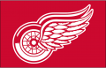 Detroit Red Wings 1982 83 Jersey Logo iron on sticker