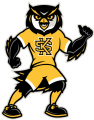 Kennesaw State Owls 2012-Pres Mascot Logo 02 decal sticker