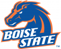 Boise State Broncos 2002-2012 Alternate Logo 03 decal sticker
