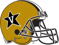 Vanderbilt Commodores 2008-Pres Helmet Logo iron on sticker