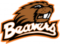 Oregon State Beavers 1997-2012 Primary Logo iron on sticker