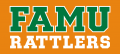 Florida A&M Rattlers 2013-Pres Wordmark Logo 07 decal sticker
