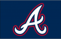 Atlanta Braves 2007-2013 Batting Practice Logo decal sticker