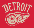 Detroit Red Wings 2013 14 Special Event Logo iron on sticker