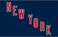 New York Rangers 2010 11-2016 17 Jersey Logo decal sticker