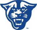 Georgia State Panthers 2014-Pres Secondary Logo iron on sticker