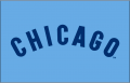 Chicago Cubs 1976-1977 Jersey Logo iron on sticker