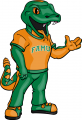 Florida A&M Rattlers 2013-Pres Mascot Logo 01 decal sticker