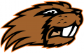 Oregon State Beavers 1997-2012 Partial Logo iron on sticker
