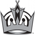 Los Angeles Kings 2011 12-Pres Alternate Logo iron on sticker