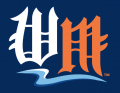 West Michigan Whitecaps 2013-Pres Cap Logo decal sticker