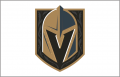 Vegas Golden Knights 2017 18-Pres Jersey Logo decal sticker