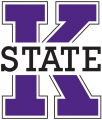 Kansas State Wildcats 1975-1988 Alternate Logo 02 iron on sticker