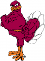 Virginia Tech Hokies 2000-Pres Mascot Logo 01 decal sticker