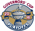 Governors Cup 2016 Primary Logo iron on sticker