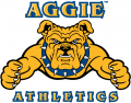 North Carolina A&T Aggies 2006-Pres Alternate Logo 04 iron on sticker