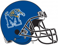 Memphis Tigers 1994-Pres Helmet iron on sticker