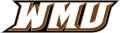 Western Michigan Broncos 1998-2015 Wordmark Logo 01 decal sticker