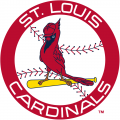 St.Louis Cardinals 1966-1997 Primary Logo decal sticker