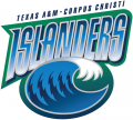 Texas A&M-CC Islanders 2002-2010 Primary Logo iron on sticker