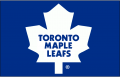 Toronto Maple Leafs 1982 83-1986 87 Jersey Logo decal sticker