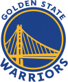 Golden State Warriors 2019-2020 Pres Primary Logo iron on sticker