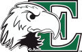 Eastern Michigan Eagles 2003-2012 Primary Logo iron on sticker
