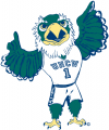 NC-Wilmington Seahawks 1998-Pres Mascot Logo decal sticker