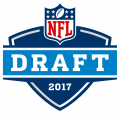 NFL Draft 2017 Logo decal sticker