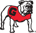 Georgia Bulldogs 1964-Pres Alternate Logo iron on sticker