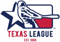 Texas League 2016-Pres Primary Logo decal sticker