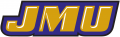 James Madison Dukes 2002-2012 Wordmark Logo iron on sticker