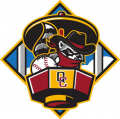 Quad Cities River Bandits 2014-Pres Misc Logo decal sticker