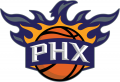 Phoenix Suns 2013-2014 Pres Alternate Logo 3 decal sticker