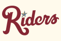 Frisco RoughRiders 2015-Pres Jersey Logo decal sticker
