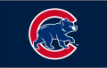 Chicago Cubs 2003-2006 Jersey Logo iron on sticker