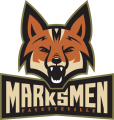 Fayetteville Marksmen 2017 18-Pres Primary Logo iron on sticker
