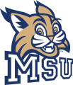 Montana State Bobcats 2004-Pres Mascot Logo 02 iron on sticker