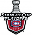 Montreal Canadiens 2013 14 Event Logo decal sticker