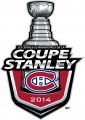 Montreal Canadiens 2013 14 Event Logo 02 decal sticker