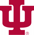 Indiana Hoosiers 1976-1981 Primary Logo decal sticker
